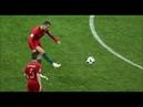 O relato arrepiante do terceiro golo de Ronaldo