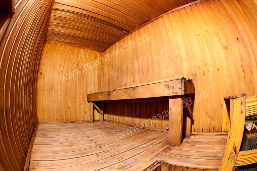 Сауна Три поросенка в Пензе, описание, фотографии, цены.