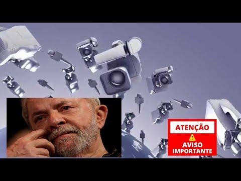 EXCLUSIVO INÉDITO: Liberado um áudio ex-presidente Lula falando sobre a situação do país.