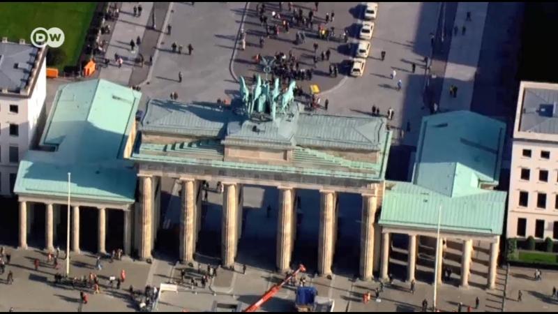 Бранденбургские ворота - символ единства Германии