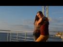 бачата у моря Костя и Маша