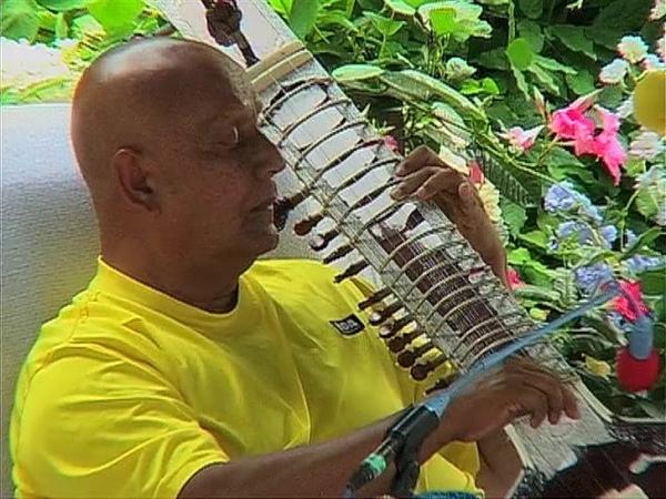 Sri Chinmoy's Concert for Rev. Daniel Deane