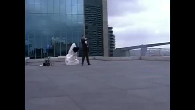 Съемка фильма Матрица - часть 2