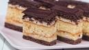 Румынский праздничный торт с заварным кремом, абрикосовым джемом, шоколадной глазурью / Reteta - Prajitura Televizor Bucataras TV