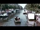 1973 Amsterdam door de ogen van de Britten oude filmbeelden