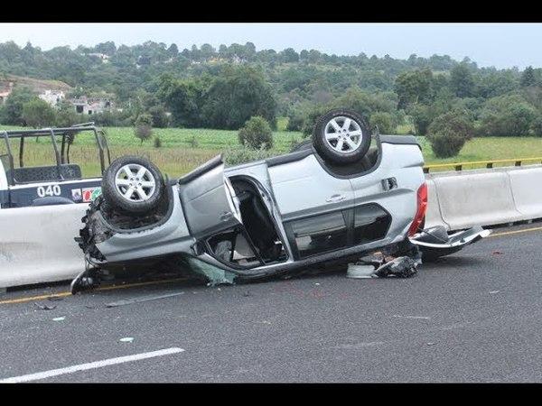 Nouvelle Compilation daccidents de voiture - 4