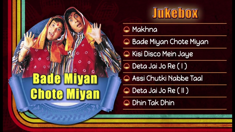 Bade Miyan Chote Miyan (1998) _ Video Songs _ Amitabh Bachchan, Govinda