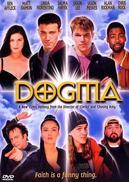 Догма (1999) HD