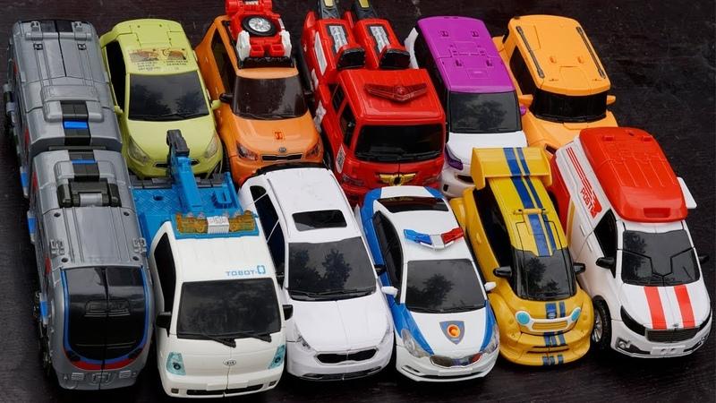 Tobot Robot Episode - Transformers Giant Car TOBOT Adventure, Athlon Evolution Truck Mainan Toys