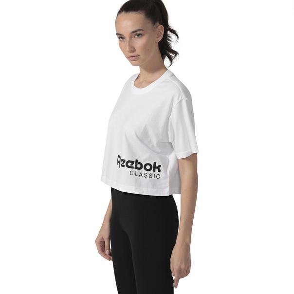 Укороченная футболка