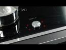 Съемный манитный пеключатель Twist-pad от NEFF для варочной панели