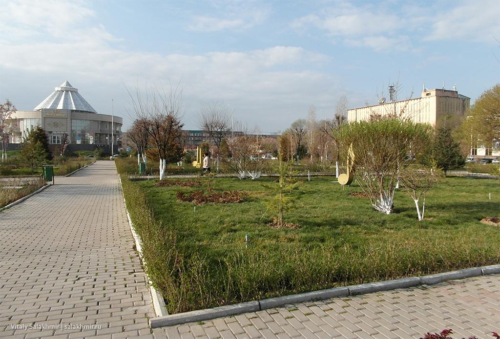 Парк Мир Шамши, Шымкент 2019