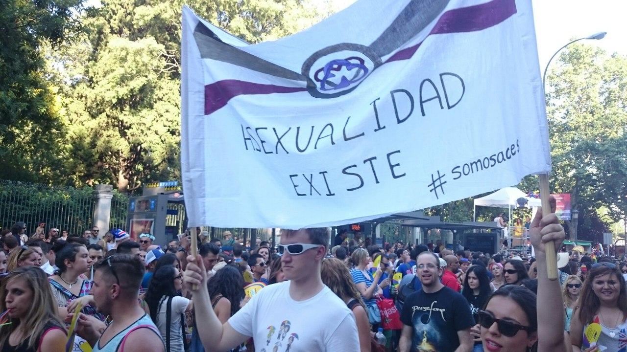 Асексуалка, Асексуал, Сайт асексуалов