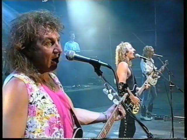 Smokie Needles And Pins Live 1992