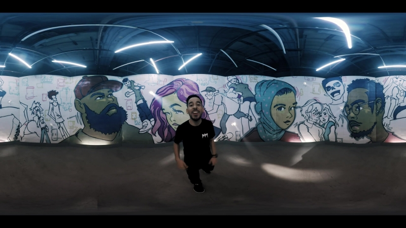 Fort Minor - Welcome (BDRip1080p) [2015]