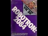 Robotron 2084 for the Commodore VIC-20 Commodore VC-20
