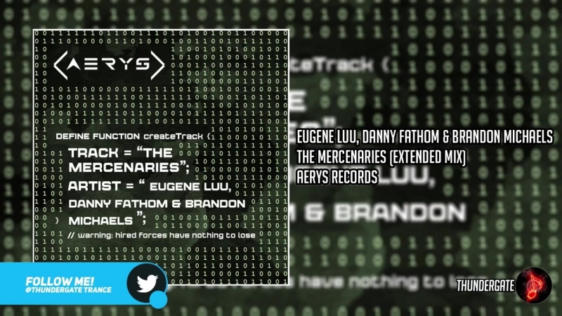 Eugene Luu Danny Fathom Brandon Michaels The Mercenaries Extended Mix