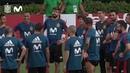 Entrenamiento de España (22-06-2018): La Selección Prepara el Partido ante Marruecos