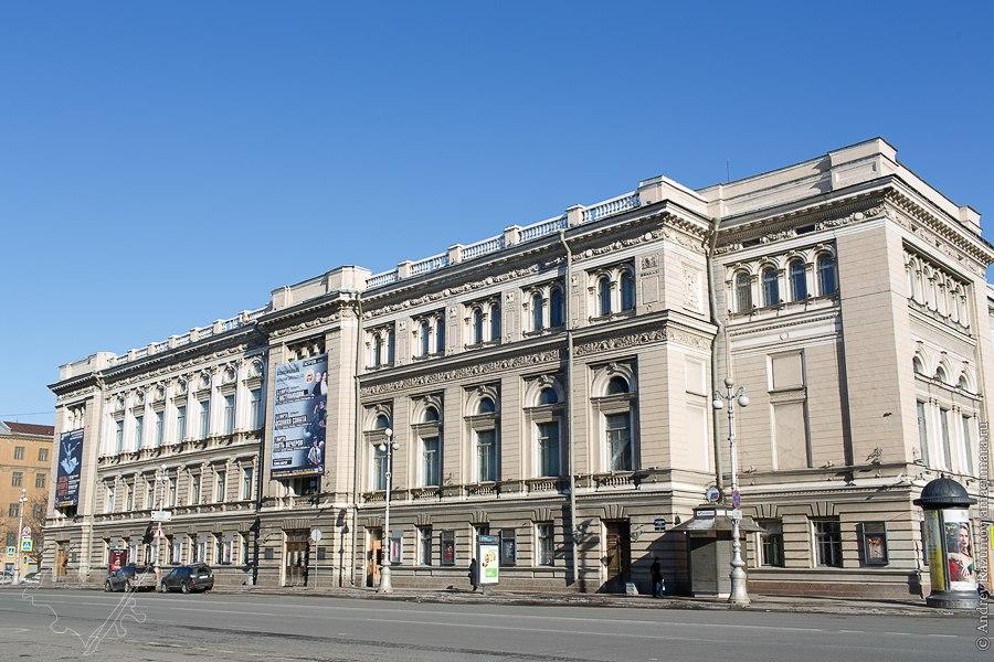 Консерватория Римского-Корсакова