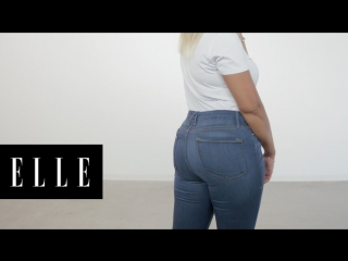 The Best Jeans For Your Butt   To The Test   ELLE