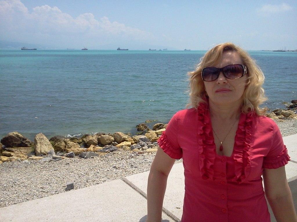 Людмила Ольшанова, Хадыженск - фото №2
