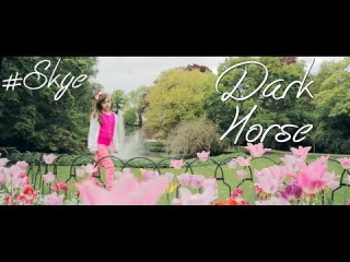 Katy Perry - Dark Horse - 8 Year Old Skye cover #blahblahblah version