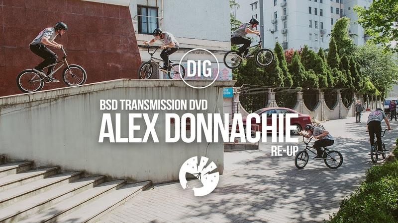 BSD 'Transmission' DVD Re-Up - AlexDonnachie