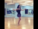Казашка_танцует_[Прелестные_девушки_KZ]