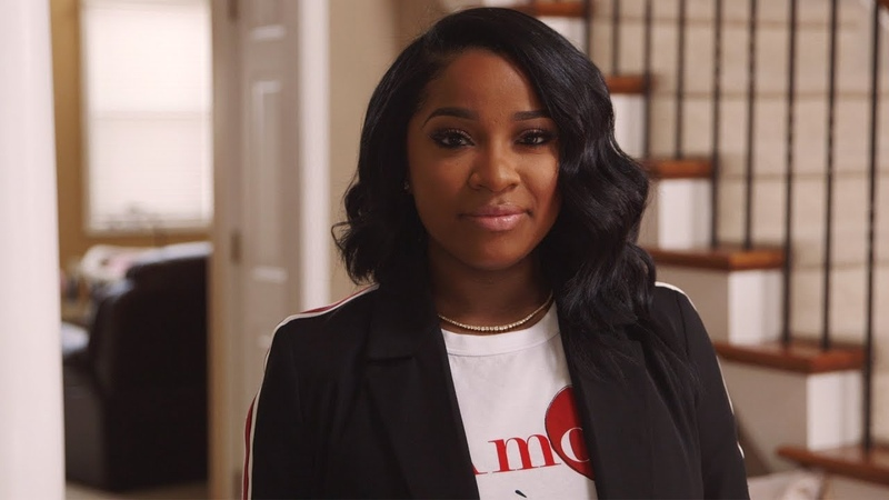 A Day in the Life of Toya Wright Reign Rushing | Moms on the Move