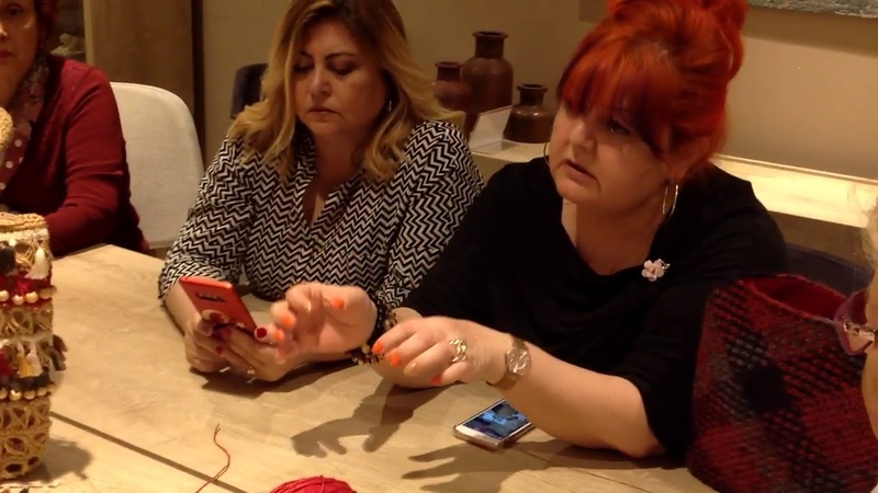 Sema Görmüşler'den Alaçatı çanta anlatımı video 3