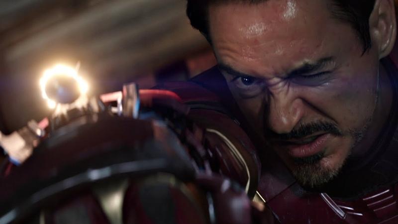 Железный человек против Баки и Капитана Америки. [ЧАСТЬ 1]. Первый мститель: Противостояние. 2016
