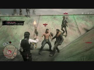 Check out our little shin dig! Red Dead Online