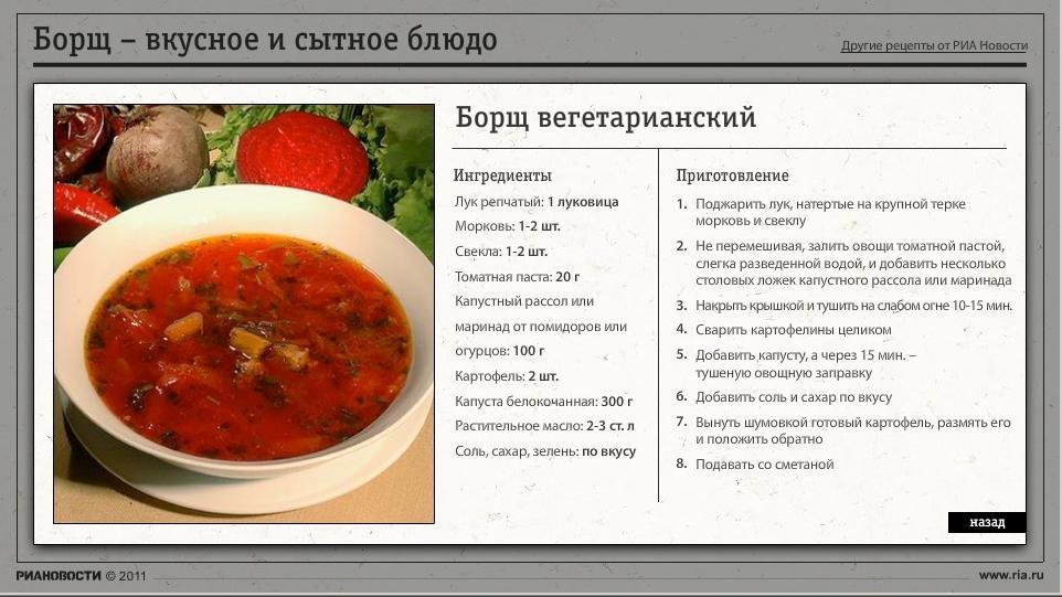 Как приготовить простые супы рецепты с простые и вкусные