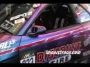 Drifting Nissan Skyline R34 GT-R