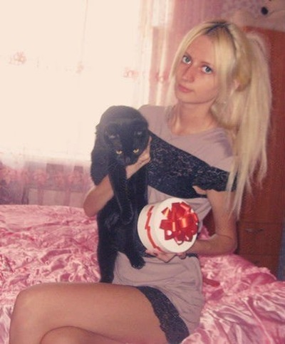 Larisa Savichava, 11 февраля 1999, Борисов, id195767523