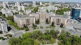 Dji Mavic Air - Площадь Свободы и окрестности