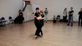 Vladimir Vorobey & Ksenia Georgadze / Semba / КИЗОМБА НАШЕСТВИЕ 2017