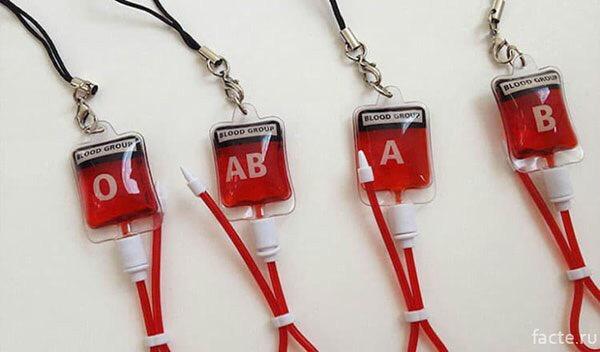 Группа крови на рукаве: чем отличаются группы крови