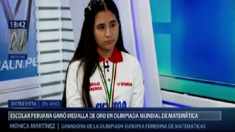Saco Oliveros | Entrevista a Mónica Martinez en Canal N