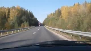 Дорога в Архангельск