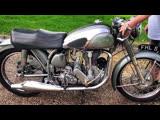 Мотоцикл Norton International Clubman TT Factory Specia 500l, 1953 года