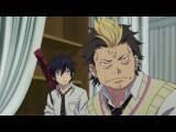 Синий Экзорцист 9 серия - Ao no Exorcist 9 [Ancord] [AniXa.ru]