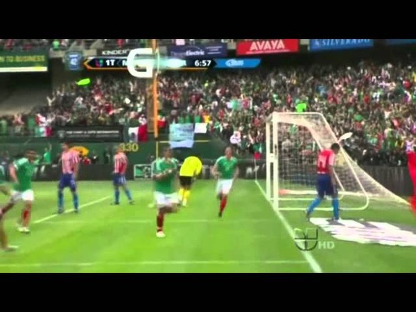 All 21 goals by Javier Chicharito Hernández for Mexico