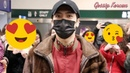 190113 Jackson Wang (GOT7) Arrived In Italy