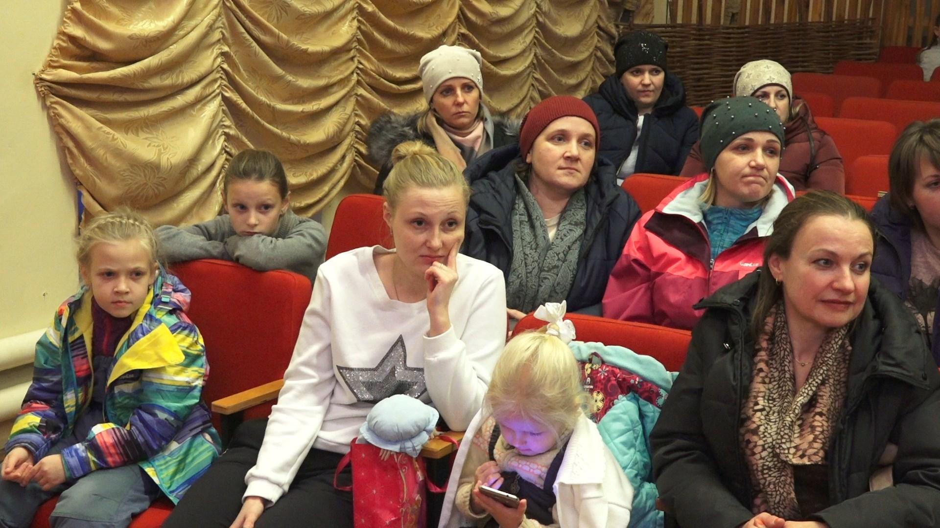 В Михайловском районе широко отметили праздник мам