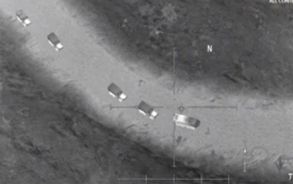 США отказались наносить авиаудары по отступающим из Аль-Букемаля террористам