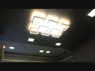 Монтаж натяжного потолка | Натяжные потолки