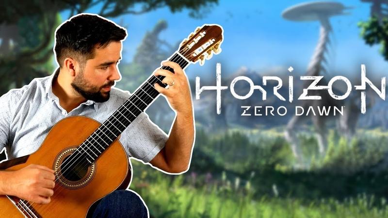 HORIZON ZERO DAWN Aloy's Theme Classical Guitar Cover Beyond The Guitar