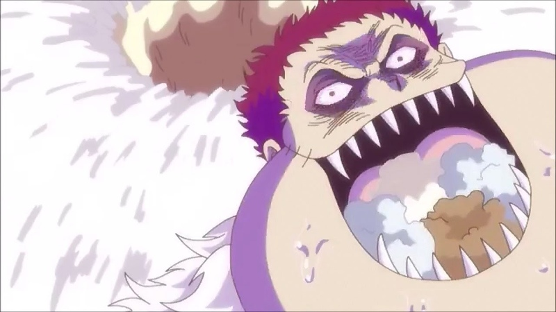 Katakuri True Face , Luffy Exposes Him - One Piece 856