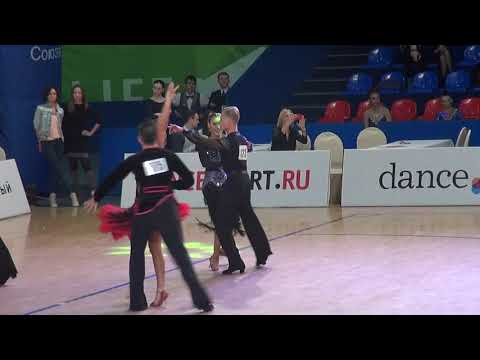 Колебакин Илья - Тулупова Анастасия, 1/16 S, Чемпионат РТС